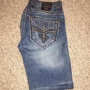 Bootcut Rock Revival Jeans
